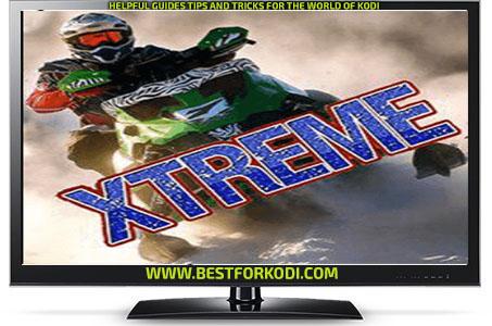 Guide Install Xtreme Kodi Addon Repo - Sports Addon