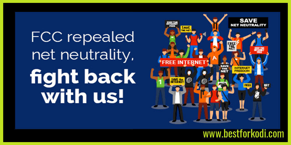 FCC repealed Net Neutrality - The Fight has began