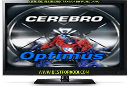 Guide Install CereBro Prime Kodi Addon Repo