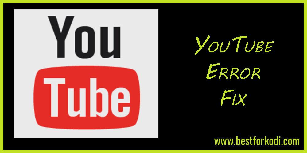 kodi youtube account