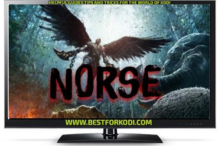 Guide Install Norse Kodi Addon Repo