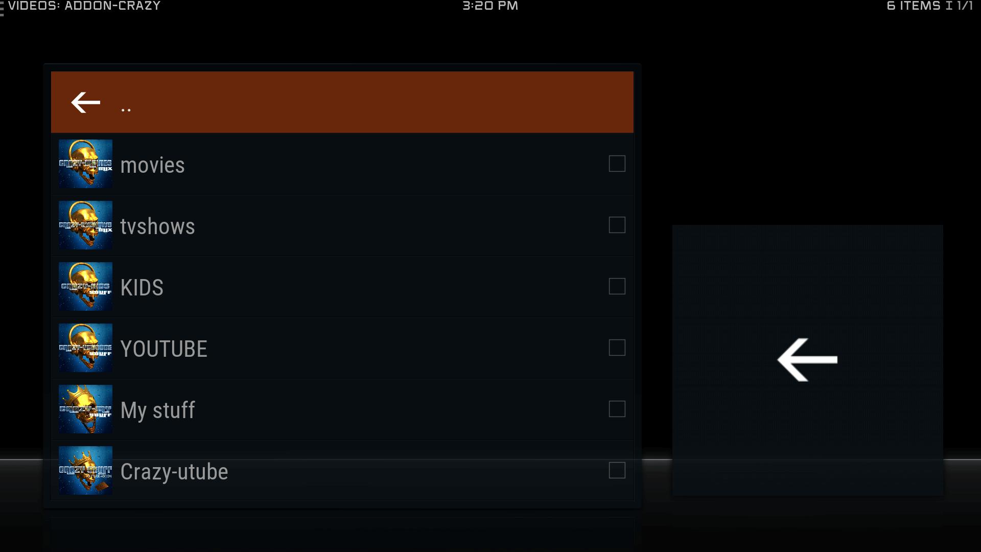 Guide Install Crazy Kodi Addon Repo