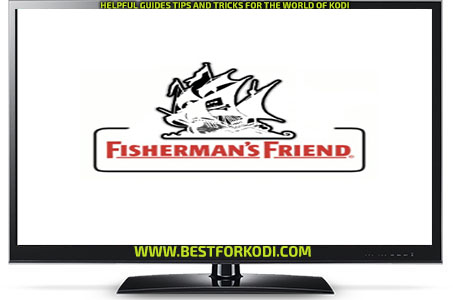 Guide Install Fisherman's Friend Kodi Addon Repo