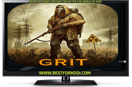 Guide Install Grit Kodi Addon Repo