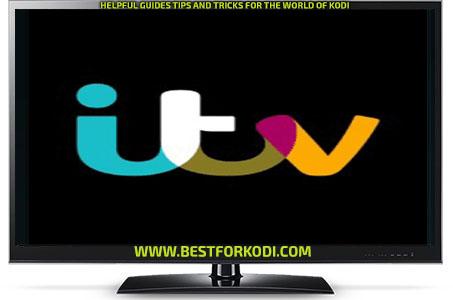 Guide Install The ITV Catchup Kodi Krypton Addon Repo - Best for Kodi