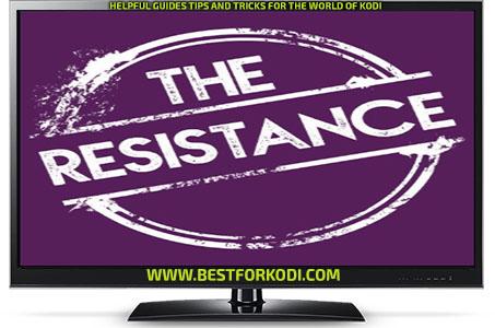 Guide Install The Resistance Kodi Krypton Addon Repo - Exodus FORK