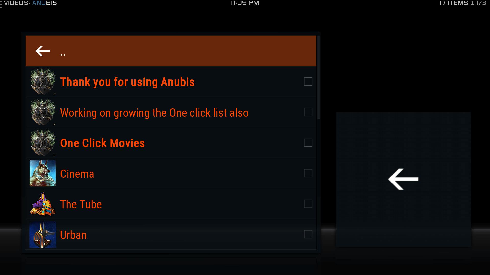 Guide Install Anubis Kodi Krypton Addon Repo - Best for Kodi