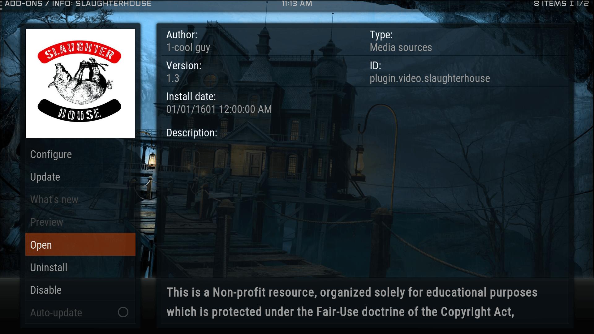 Guide Install Slaughter House Kodi Krypton Addon Repo - Best