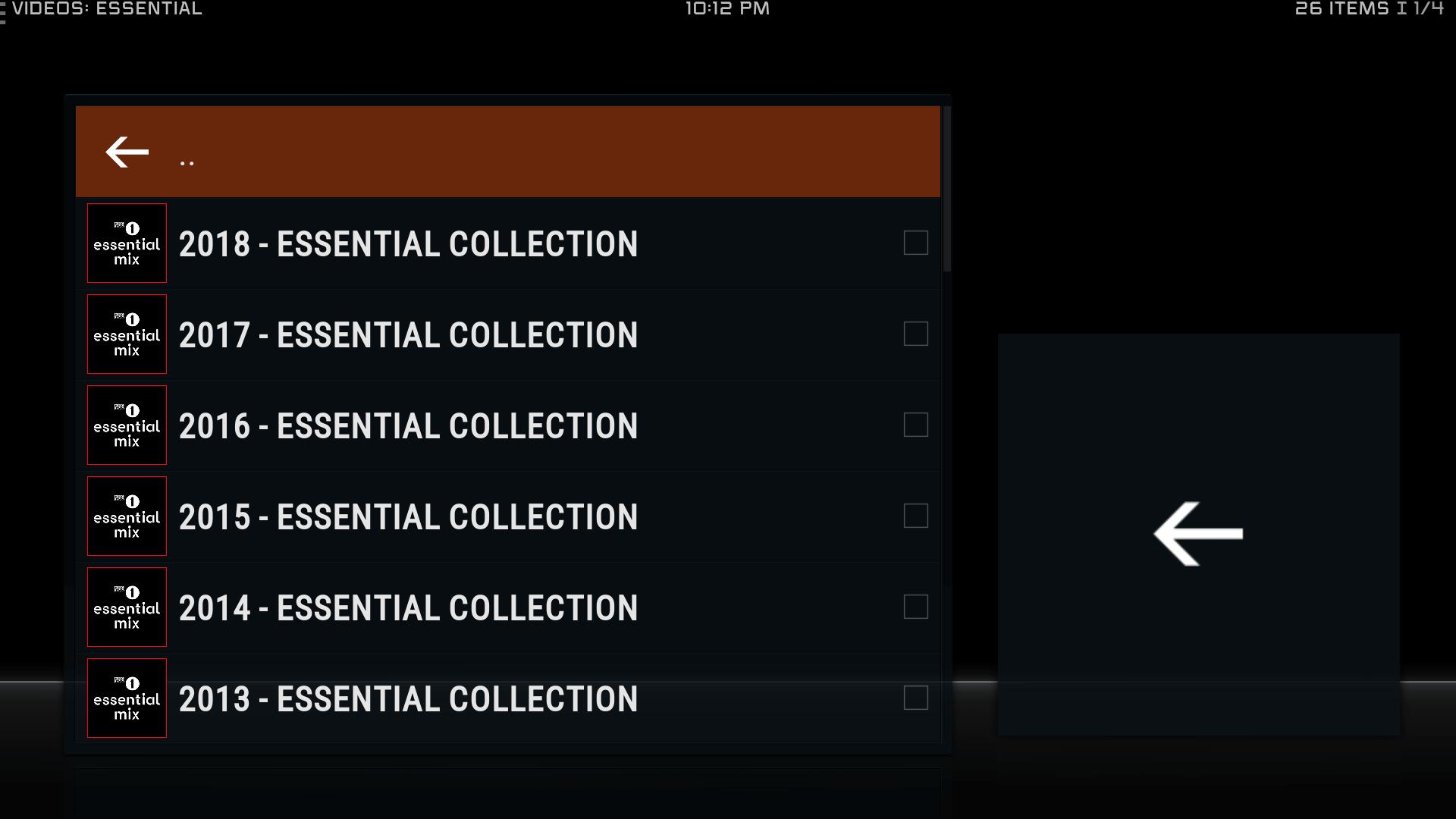 Guide Install Essential Kodi Krypton Addon Repo