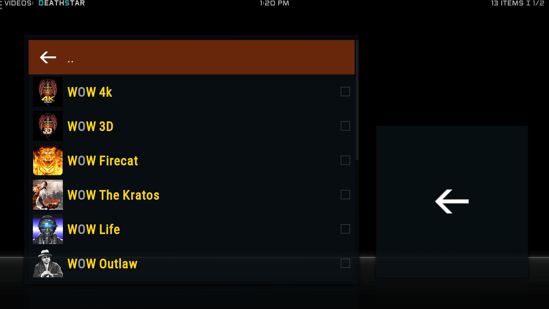 Guide Install Deathstar Kodi Krypton Addon Repo - Best for Kodi