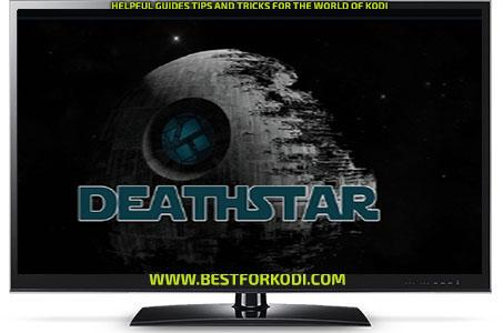 Guide Install Deathstar Kodi Krypton Addon Repo