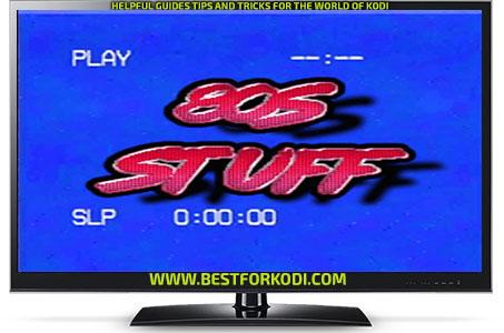 Guide Install GrindHouse 80's Stuff Kodi Krypton Addon Repo