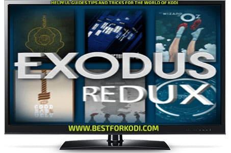 Guide Install Exodus Redux Kodi Addon Repo - Exodus FORK - Best for Kodi