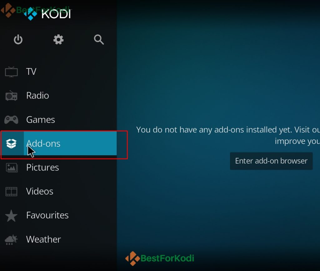 How To Install Chains Kodi Addon