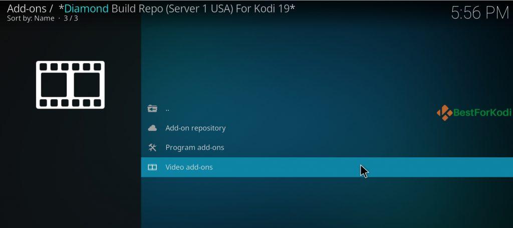 How To Install Free Live TV 4K19 Kodi Addon